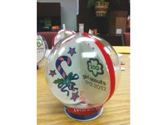 girls+scouts | Girl Scouts create ornaments for national Christmas tree | Greenbriar ...