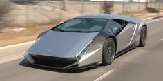 The Kode 0 Is What a Modern Supercar Would Look Like Without Any Design Constraints