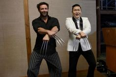 My respect for Hugh Jackman grows every time I see this photo.
