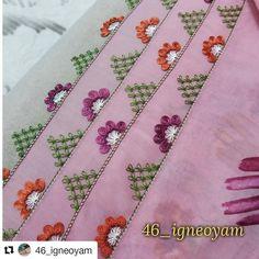 Floral Tie, Instagram, Punch Needle, Amigurumi