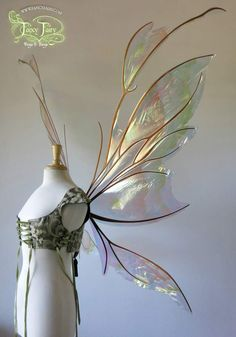 The Amazing Cosplay Creations of Fancy Fairy Wings & Things ...
