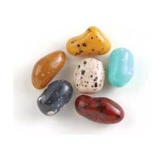 Jelly bean pebbles - perfect for putting into our rock climbing party favor bags: http://www.mandysmoon.com/store/rock-climbing-party-favor-bag-boy