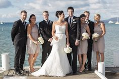 Sorrento Wedding Photographer and Filmjosarah and ben Sorrento Weddings, Wedding Highlights, A Perfect Day, Real Weddings, Film, Couples, Wedding Dresses, Lace, Fashion