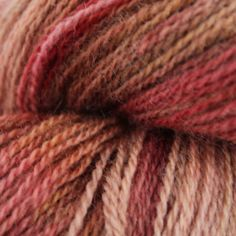 British Hand dyed Fine Wool  Don't worry be by TheLittleGreySheep, £14.50
