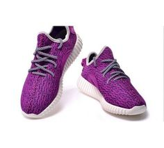 Yeezy Boost brand is top brand shoes now. it is belong to Adidas brand. the purple color is new color release by our company. Official have not release ...