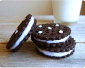 Felt cookies!