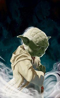 Jedi: Yoda es el número 5 de la serie de cómic Star Wars: Jedi por Dark Horse Comics. La historia está centrada en la Batalla de Thustra que se desarrolla en la época de las Guerras Clon, 16 meses después de la Batalla de Geonosis. El es posiblemente el más respetado Maestro Jedi de todos los tiempos, pero aún en su grandeza Yoda no puede predecir o controlar el resultado de cada situación. Como la violencia de las Guerras Clon dispersadas a través de la galaxia, Yoda es requerido para...