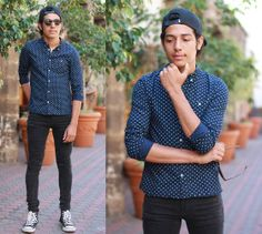 Boy Hats, Pull & Bear Pull And Bear, H&M, Pull & Bear Pull And Bear Life S, Men's Fashion, Skinny Jeans, Bear, Hats, Style, Moda Masculina, Skinny Fit Jeans, Fashion For Men