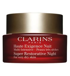 Clarins Super Restorative Night For very dry skin 50ml - Boots