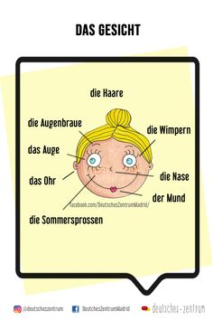 German English, Learn English, German Resources, Deutsch Language, Kindergarten Portfolio, German Grammar, Material Science, German Language Learning, Study Notes