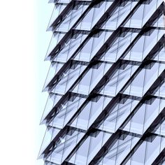 adrian smith the architect work   sick dragon skin facade by Adrian Smith + Gordon ...   Buildings I Lo ...