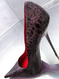 Made in Italy High Heels Pumps. All the trends you need in your closet this season!