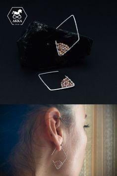 Red Gemstones, Natural Gemstones, Pink Earrings, Beaded Earrings, Hand Shapes, Losing A Pet, Pink Stone, Minimalist Earrings, Rocks And Minerals