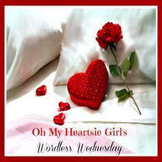 Oh My Heartsie Girls Wordless Wednesday http://ohmyheartsiegirl.com/heartsie-girls-wordless-wednesday-11/