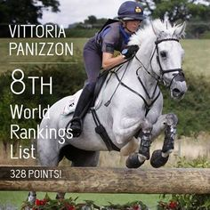 Congratulations to our #testimonial Vittoria Panizzon for this superior success!! @Vittoria Panizzon  #vittoria #pennyz #eventing #ridesafe #wearahelmet #enjoyhorses