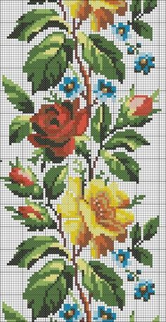 APEX ART is a place for share the some of arts and crafts such as cross stitch , embroidery,diamond painting , designs and patterns of them and a lot of othe. 123 Cross Stitch, Easy Cross Stitch Patterns, Cross Stitch Borders, Simple Cross Stitch, Cross Stitch Flowers, Cross Stitch Charts, Cross Stitch Designs, Cross Stitching, Cross Stitch Embroidery