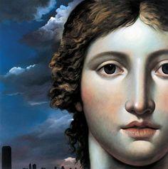 Autoritratto Immaginario di Angelica Kauffmann - Carlo Maria Mariani - WikiArt.org