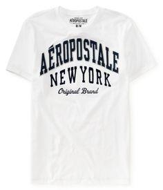 Aero New York Original Brand Graphic T - Aeropostale
