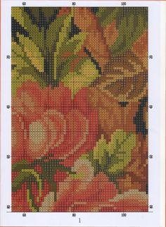 View album on Yandex. Cute Cross Stitch, Cross Stitch Rose, Stitch 2, Cross Stitch Flowers, Cross Stitch Charts, Cross Stitch Designs, Cross Stitch Patterns, Needlepoint Stitches, Needlework