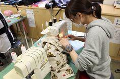 【バンタンデザイン研究所】授業風景レポート「ファッション科ソーイング授業」