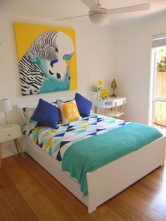 Just call me Martha: Annike's 10th birthday bedroom make over