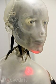I, Robot 3D: US Robotics NS-5 pictures and hands-on. Fox, 3D, Movies, Home Cinema, I Robot, 20th Century Fox 1