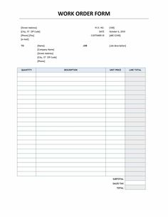 14 best restaurant order form template images restaurant order