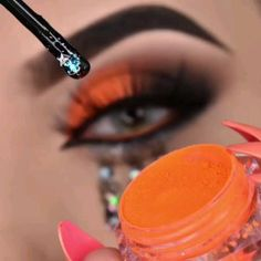 Goth Eye Makeup, Smoke Eye Makeup, Bridal Eye Makeup, Glamour Makeup, Eye Makeup Steps, Baddie Makeup, Eye Makeup Art, Eyeshadow Makeup, Creative Eye Makeup