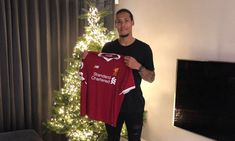 Liverpool Football Club can confirm they have reached an agreement with Southampton for the transfer of Virgil van Dijk.