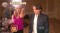 Prince Michael Jackson is new Entertainment Tonight correspondent