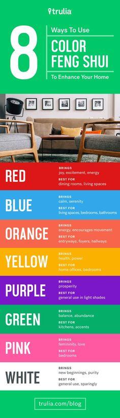 Die 64 Besten Bilder Von Feng Shui Farben Paint Colors Colores