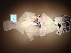 Our Mood Board @ NAFA Fashion Diaries Exhibition
