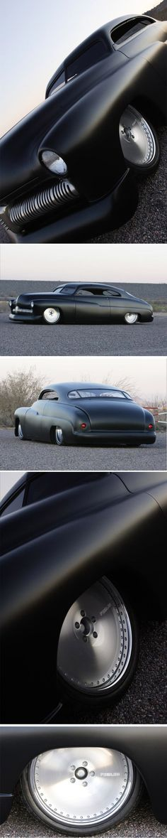 "1949 Merc ""Led Sled"" by aileen"