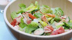 Salade de homard à la sauce Mille-Îles | Mordu