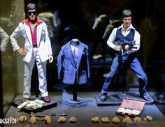 9a272c34cf4 Scarface - Tony Montana figures - RESPECT!