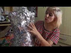 Fazendo Manequim em Casa - YouTube