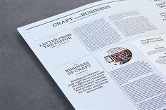 Mohawk Makers . Editorial . Design . Graphic . Inspiration . Magazine .