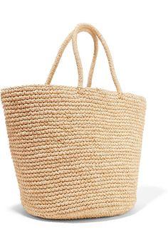 Sensi Studio   Maxi woven toquilla straw tote   NET-A-PORTER.COM
