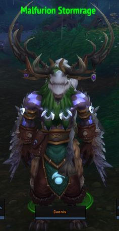 It's me Malfurion Stormmoose #worldofwarcraft #blizzard #Hearthstone #wow #Warcraft #BlizzardCS #gaming