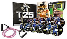 FOCUS T25™ Workout Program