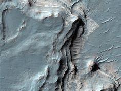 Canyonlands of Mars
