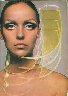 New Fashion Space Age Ideas – retro 60s And 70s Fashion, Look Fashion, New Fashion, Retro Fashion, Vintage Fashion, Fashion Design, Vintage Beauty, Style Année 60, Style Retro