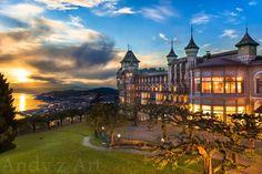 Caux Palace, Switzerland