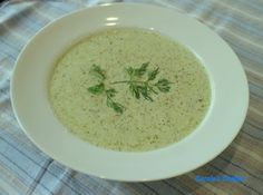 Carole's Chatter: Creamy Lettuce Soup – yes, Lettuce! Lettuce Soup, Salt And Pepper Chicken, Souped Up, Lemon Salt, Butter Oil, French Dishes, Chicken Stuffed Peppers, I Am Awesome, Friday