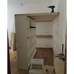 Want to build a loft bed? Here is some inspiration for you. Want to // // // Re-post from @fraeuleinnussboeck // #DotItYourself? Awesome! Don't have a way to bring the materials home don't fret! We can help! Call us or visit our website http://instahaul.ca/ We help load haul and deliver anything you need in minutes. With just a few taps or one phone call an InstaHaul will be on the way.  #InstaHaul #DIY #LoftBed #Winnipeg #DIYFurniture #InteriorDesign #HelpingHand #loft