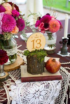 Bulgarian Wedding Rustic Wedding Decoration