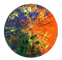 Buy Colour wheel  II, Acrylic painting by Paul J Best on Artfinder. Discover thousands of other original paintings, prints, sculptures and photography from independent artists.