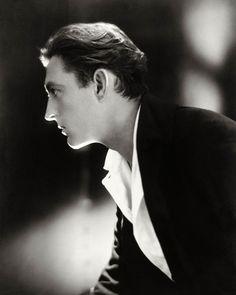 JOHN BARRYMORE 1920; photo by Adolph De Meyer