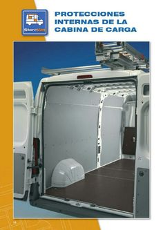Equipamiento interior de furgonetas Equipamiento interior de furgonetas taller. www.inansur.com/presupuesto.htm