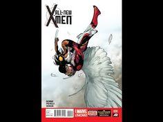 He's Got Issues #134.1: Marvel Comics 8/13/14
